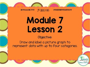 Engage NY Smart Board 2nd Grade Module 7 Lesson 2