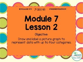 Engage NY Smart Board 2nd Grade Module 7 Lesson 2