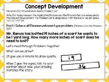 Engage NY/Eureka Math PowerPoint Presentation 2nd Grade Module 7 Lesson 20