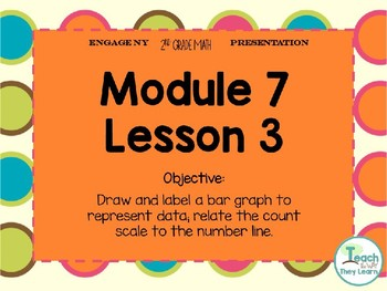 Engage NY Smart Board 2nd Grade Module 7 Lesson 3