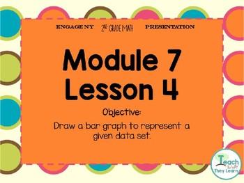 Engage NY (Eureka Math) Presentation 2nd Grade Module 7 Lesson 4