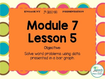 Engage NY/Eureka Math PowerPoint Presentation 2nd Grade Module 7 Lesson 5