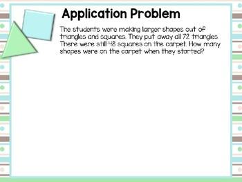 Engage NY/Eureka Math PowerPoint Presentation 2nd Grade Module 8 Lesson 8