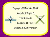 Engage NY Smart Board Lesson 3rd Grade Math Module 1 Topic D