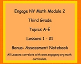 Engage NY Smart Board Lesson 3rd Grade Module 2 Lessons 1-21
