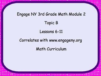 Engage NY Smart Board Lesson 3rd Grade Module 2 Topic B