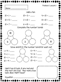 Engage NY Grade 2 Module 1 Supplemental Practice Pages