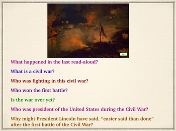 Engage NY The U.S. Civil War Day 7