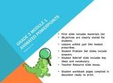 Engage NY Eureka Math 3rd Grade Module 1 Topics A,B, and C Lessons 1-10