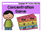 Engage NY Tricky Word Concentration Game