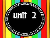 Engage NY Skills Unit 2 Lessons 1-5