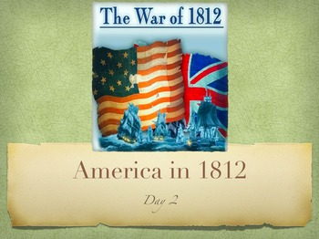 Engage NY War of 1812 Day 2