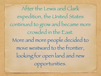 Engage NY Westward Expansion Day 1