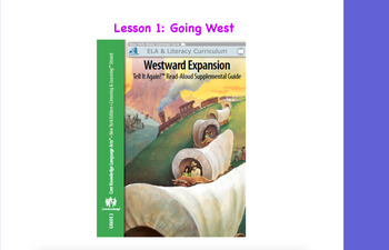 Engage NY Westward Expansion Lesson 1