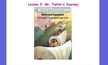 Engage NY Westward Expansion Lesson 2