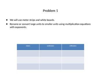 Engage NY fifth grade Math Module 1 Lesson 4