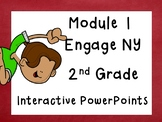 Engage NY, updated version, Second Grade, Module 1, Intera