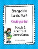 Engage NY/Eureka Math Kindergarten Mod 1 Collection of 8 G