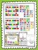 Engage NY/Eureka Math Kindergarten Mod 2 Game/Center Collection