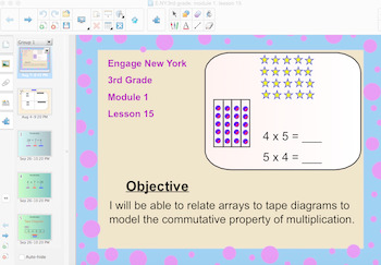 Engage New York 3rd Grade, Module 1, Lesson 15