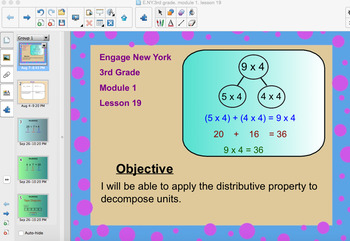 Engage New York 3rd Grade, Module 1, Lesson 19
