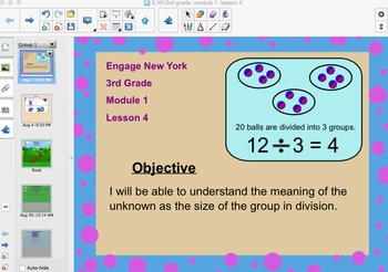 Engage New York 3rd Grade Module 1 Lesson 4