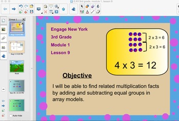 Engage New York 3rd Grade, Module 1, Lesson 9