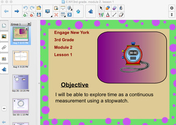 Engage New York 3rd Grade Module 2 Lesson 1