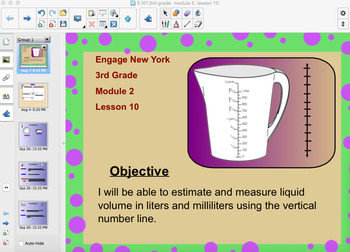 Engage New York 3rd Grade Module 2 Lesson 10