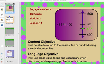 Engage New York 3rd Grade Module 2 Lesson 14