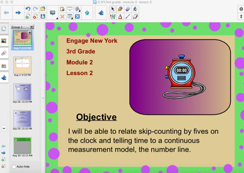 Engage New York 3rd Grade Module 2 Lesson 2