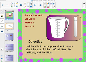 Engage New York 3rd Grade Module 2 Lesson 9