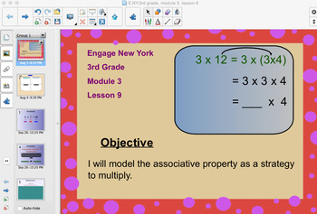 Engage New York 3rd Grade, Module 3, Lesson 9