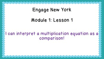 Eureka Math/Engage New York 4th Grade Module 1 Lesson 1