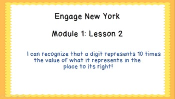 Eureka Math/Engage New York 4th Grade Module 1 Lesson 2