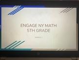 Engage New York 5th Grade Module 1 Math Slides