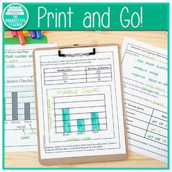 Engage New York Math Aligned No Cut Interactive Notebook: Grade 3, Module 6