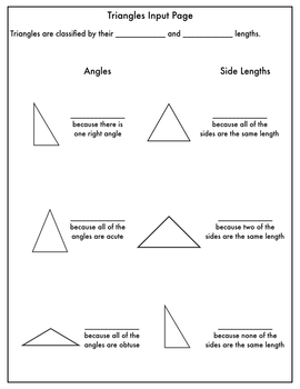 3rd Grade Math Engage New York Aligned No Cut Interactive Notebook: Module 7