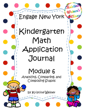 Engage New York / Eureka Application Problems Kindergarten Module 6