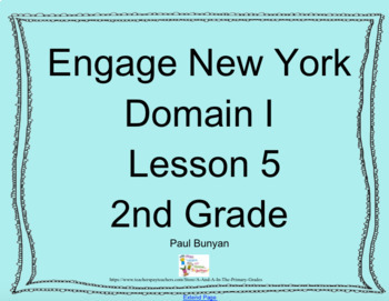 Engage New York Domain 1 Lesson 5