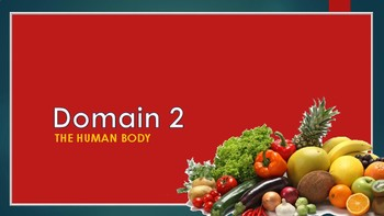 Engage New York: Domain 2 The Human Body (First Grade)