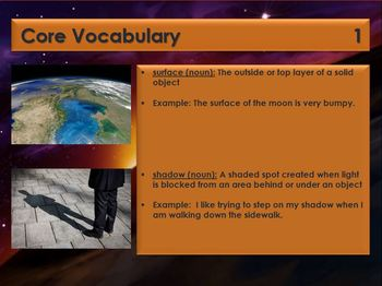 Engage New York: Domain 6 Astronomy (First Grade)