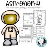 CKLA/ENY Astronomy, Grade 1, Domain 6 Listening Journal