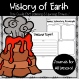 Engage New York Domain 7: The History Of Earth Worksheets