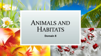 Engage New York: Domain 8 Animals and Habitats