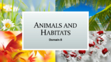 Engage New York: Domain 8 Animals and Habitats
