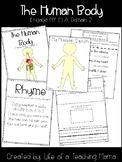 Engage New York ELA Domain 2: The Human Body