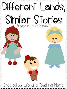 CKLA/ENY Different Lands Similar Stories, Grade 1, Domain 3 Listening Journal
