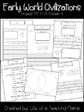 CKLA/ENY Early World Civilizations, Grade 1, Domain 4 List