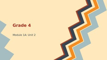 Engage New York ELA Grade 4: Module 1A: Unit 2: Lesson 11